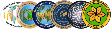 World congress on NLP, Coaching, Hypnosis, 2017 Logo